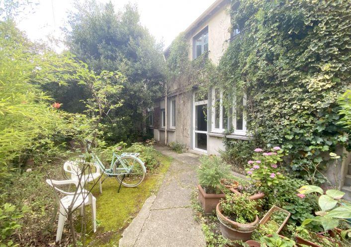 A vendre Maison Asnieres Sur Seine   Réf 920125030 - Crefimo