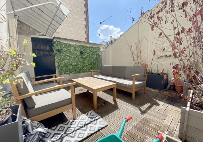 A vendre Appartement Asnieres Sur Seine   Réf 920125038 - Crefimo