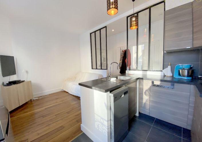 A vendre Appartement Asnieres Sur Seine   Réf 920125045 - Crefimo