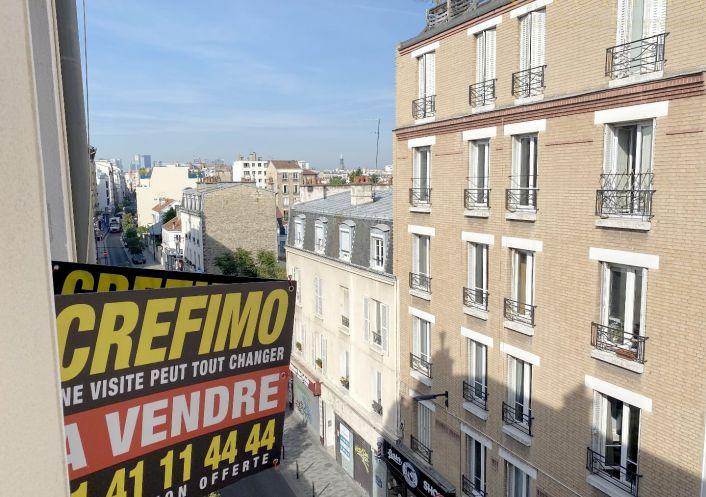 A vendre Appartement Asnieres Sur Seine   Réf 920125069 - Crefimo