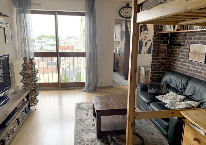 A vendre Appartement Asnieres Sur Seine   Réf 920125075 - Crefimo