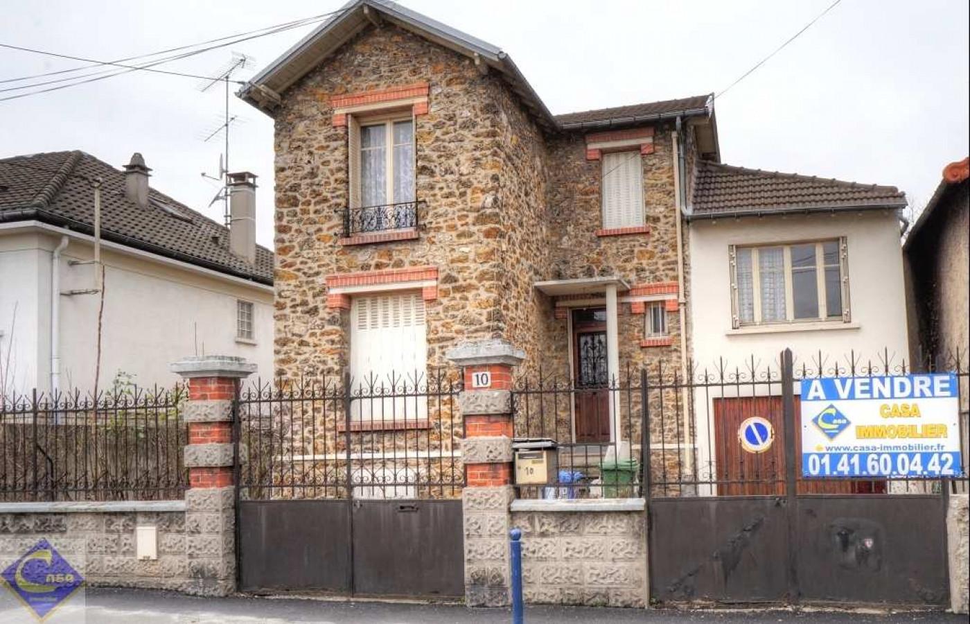 Maison en vente drancy r f 93001439 casa immobilier for Garage a drancy