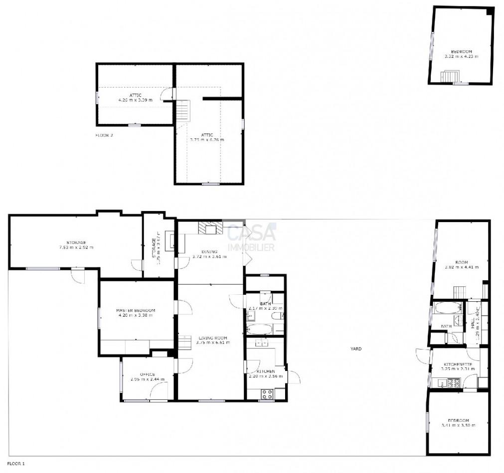 A vendre  Sevran | Réf 93001859 - Casa immobilier