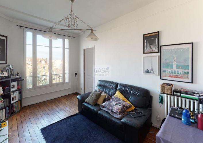 A vendre Aulnay Sous Bois 93001932 Casa immobilier
