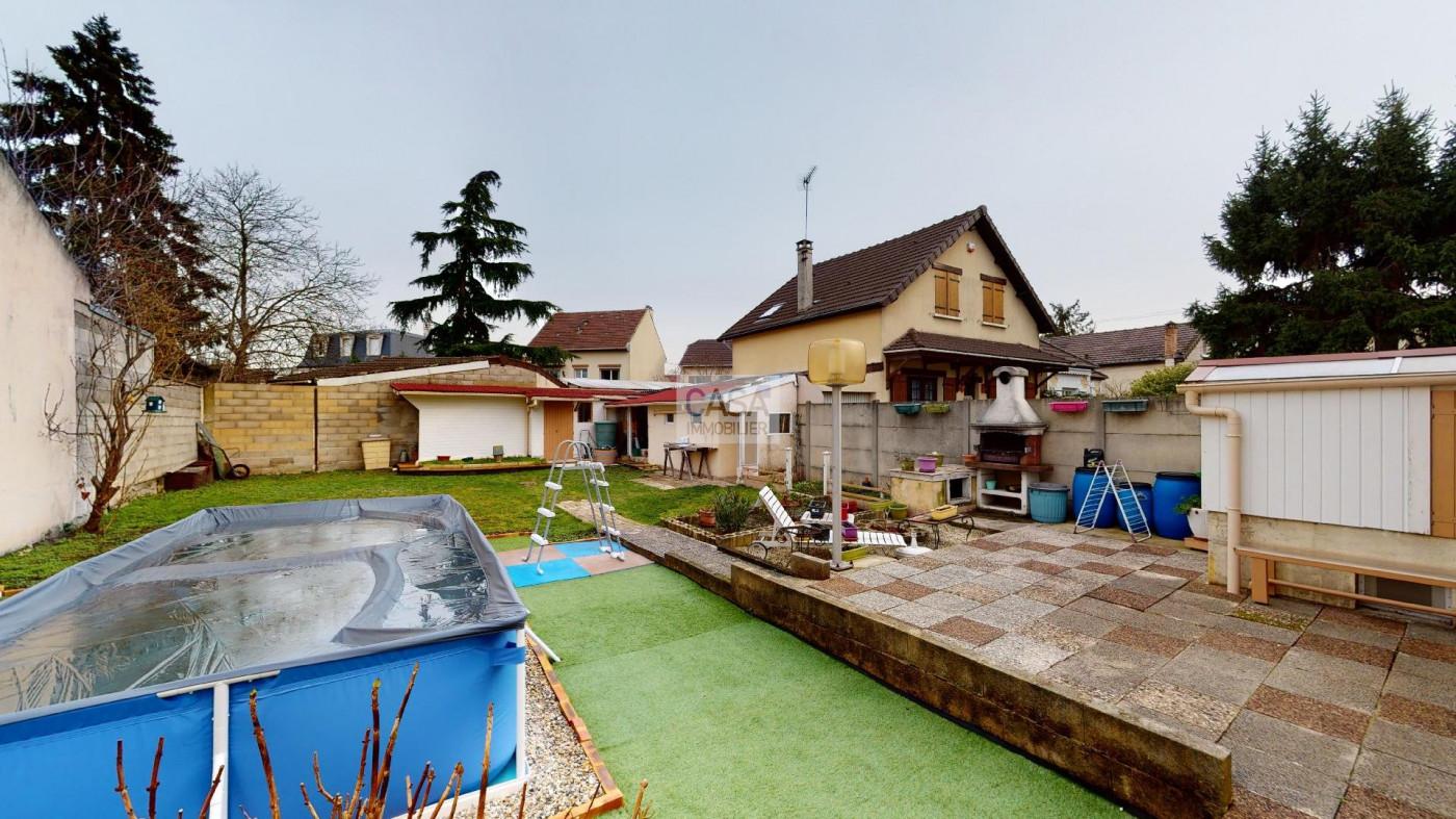 A vendre  Le Blanc Mesnil   Réf 93001935 - Casa immobilier