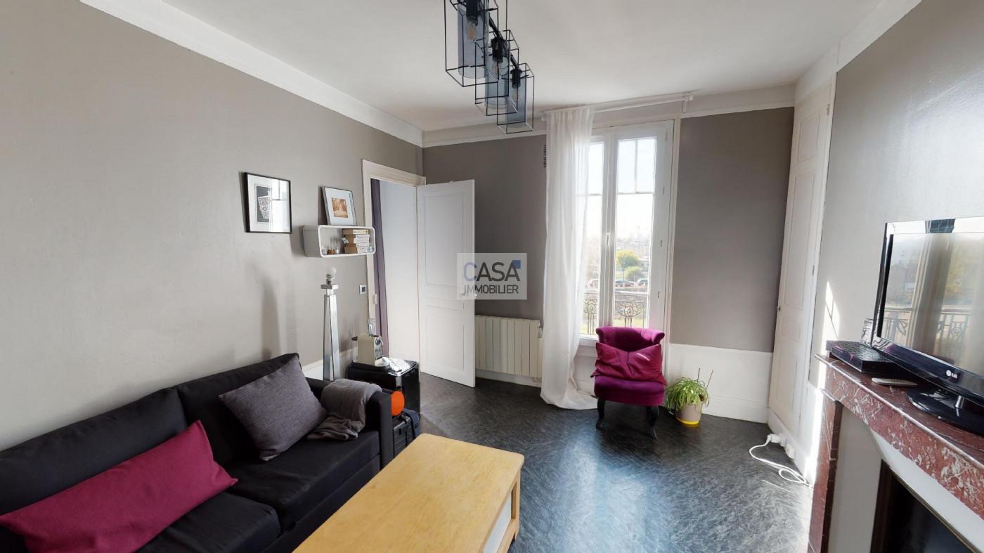A vendre  Drancy   Réf 93001947 - Casa immobilier