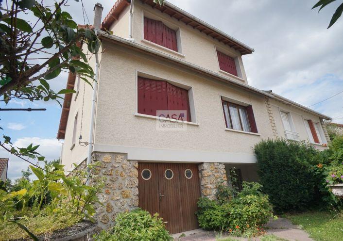 A vendre Maison Sevran | Réf 93001969 - Casa immobilier