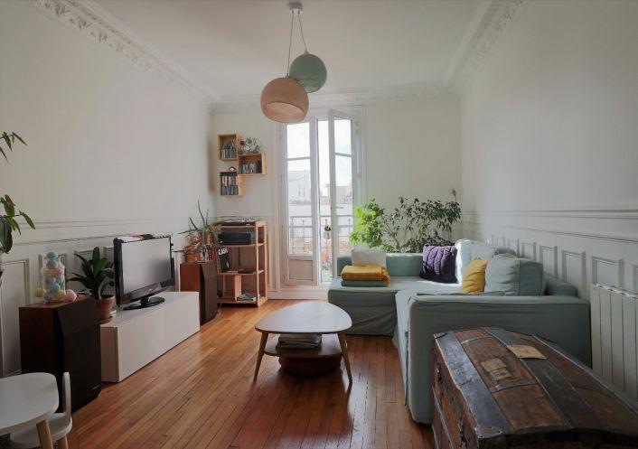 A vendre Appartement Pantin   R�f 93005309 - Grand paris immo transaction