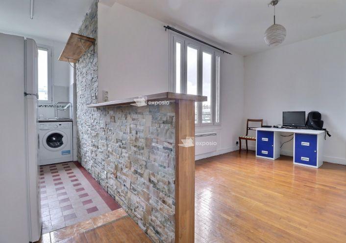 A vendre Appartement Pantin   R�f 93005455 - Grand paris immo transaction