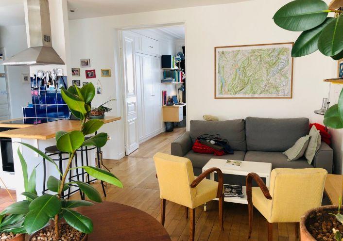 A vendre Appartement Pantin   R�f 93005498 - Grand paris immo transaction