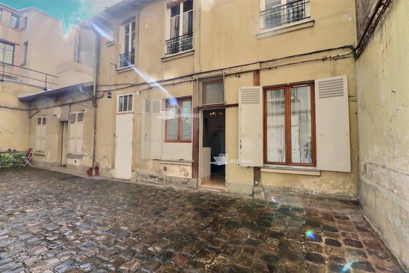 A vendre  Paris 14eme Arrondissement | Réf 93005504 - Grand paris immo transaction