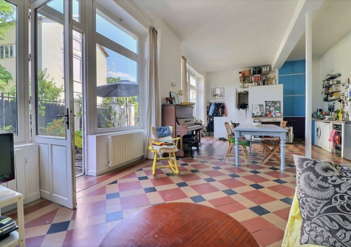 A vendre Appartement Pantin | R�f 93005527 - Grand paris immo transaction