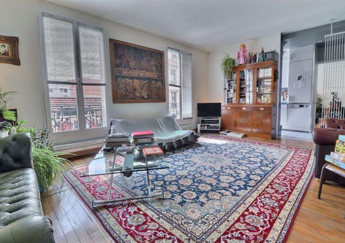 A vendre Appartement Pantin | R�f 93005535 - Grand paris immo transaction
