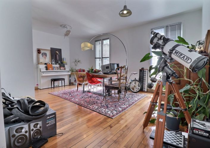 A vendre Appartement Pantin   R�f 93005535 - Grand paris immo transaction
