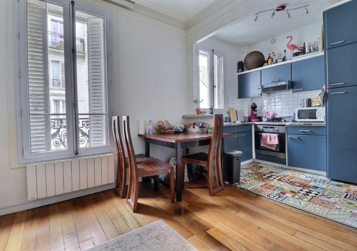 A vendre Appartement Pantin   R�f 93005543 - Grand paris immo transaction