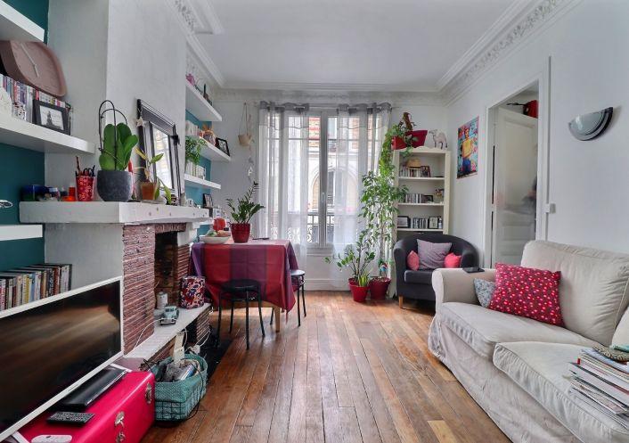 A vendre Appartement Pantin   R�f 93005547 - Grand paris immo transaction