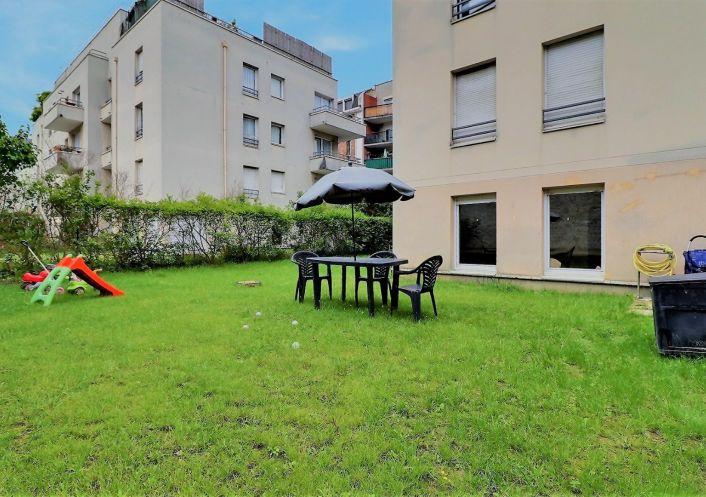 A vendre Appartement Pantin | R�f 93005582 - Grand paris immo transaction