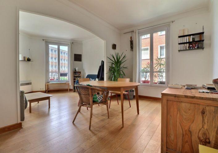 A vendre Appartement Pantin | R�f 93005584 - Grand paris immo transaction