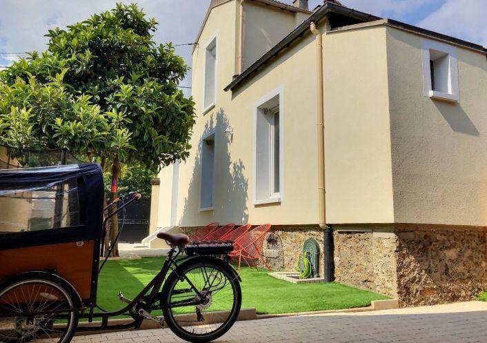 A vendre Maison Pantin | R�f 93005594 - Grand paris immo transaction