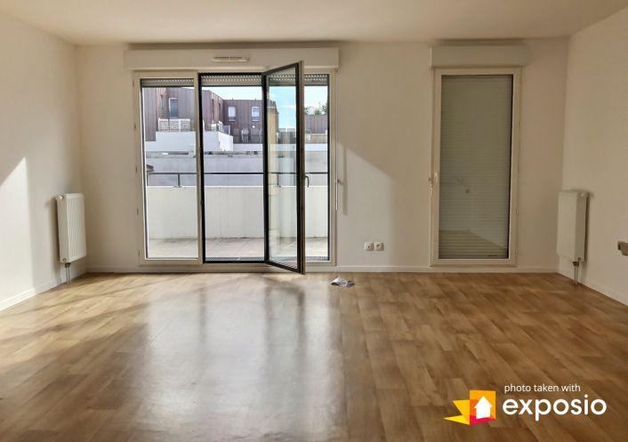 A louer Appartement Aubervilliers   R�f 93005610 - Grand paris immo transaction