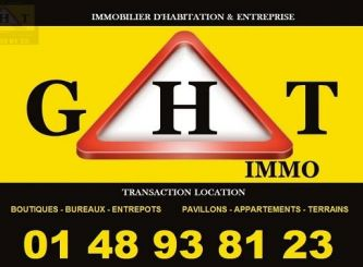 A vendre Maisons Alfort 940042837 Portail immo
