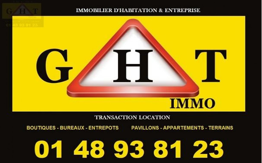 A vendre Neuilly Plaisance 940043100 Ght immo