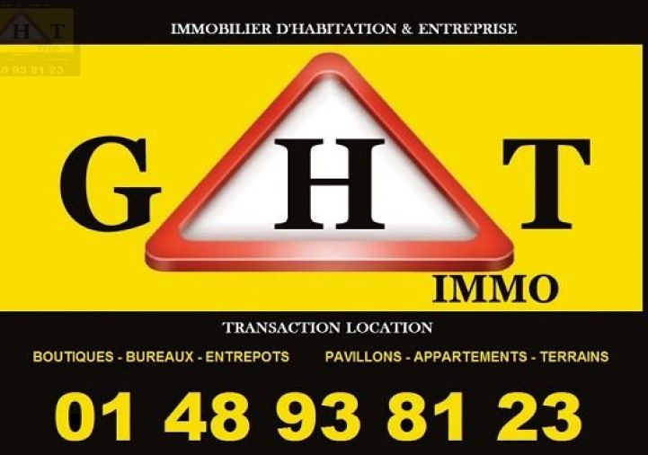 A vendre Maisons Alfort 940043260 Ght immo