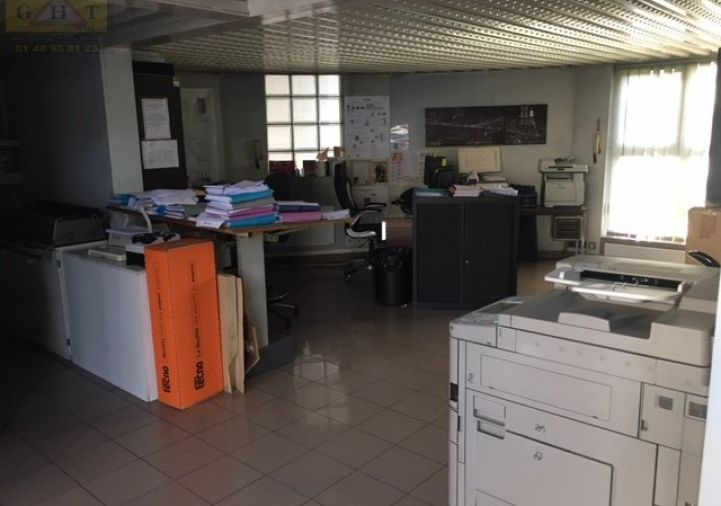 A vendre Bureau Saint Maurice | R�f 940043304 - Ght immo