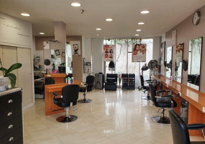 A vendre Salon de coiffure Taverny | Réf 95008712 - Les ptis bouchons