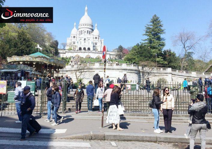 A vendre Paris 18eme Arrondissement 9501020311 Immovance