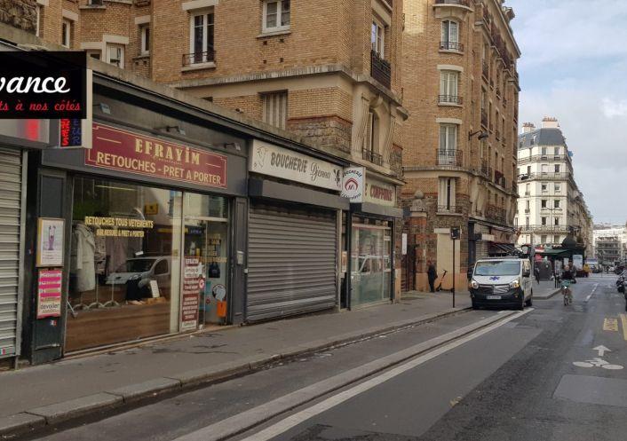 A vendre Tissu Paris 18eme Arrondissement | Réf 9501024566 - Immovance