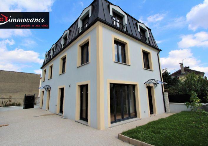 A vendre Maison Sannois | Réf 9501032382 - Immovance
