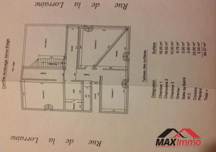 A vendre Saint Denis 970086415 Maximmo cg transaction