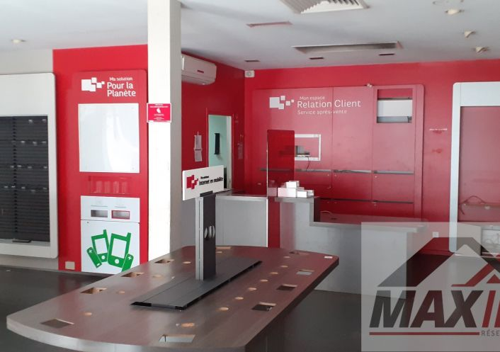 A vendre Local commercial Saint Benoit | R�f 970087705 - Maximmo cg transaction