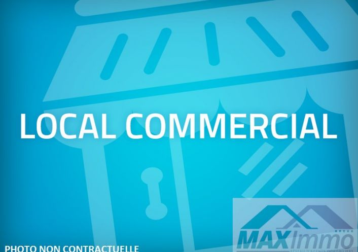 A louer Local commercial Le Tampon | R�f 970087736 - Maximmo cg transaction