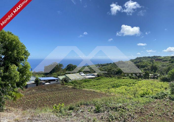 A vendre Terrain Petite Ile   R�f 970088131 - Maximmo cg transaction