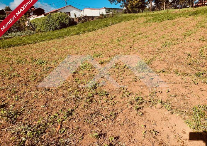 A vendre Terrain La Plaine Des Cafres | R�f 970088348 - Maximmo cg transaction