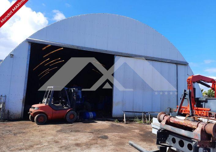 A louer Hangar Saint Joseph   R�f 970088444 - Maximmo cg transaction