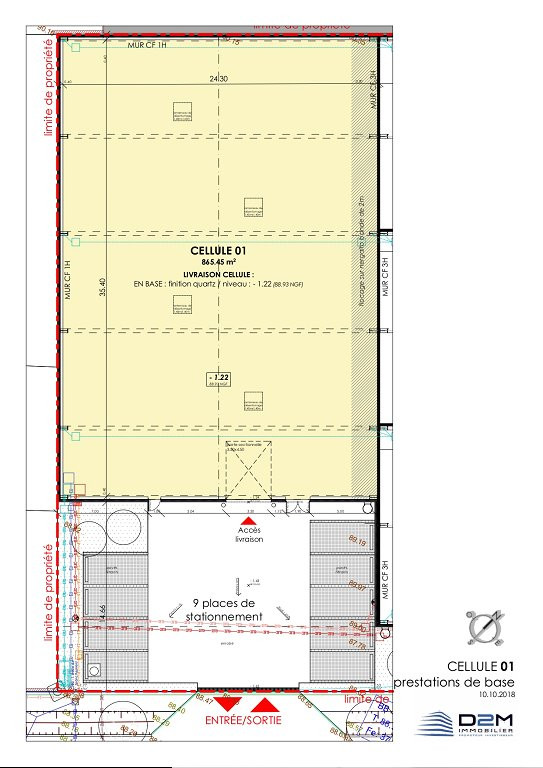 Marne 5 D2m immobilier
