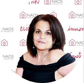 Cathy C. NAOS immobilier