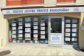 L'agence centre france immobilier recrute Agence centre france immobilier