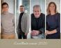 Excellente année 2020: les voeux de nos collaborateurs Confiance immobilière