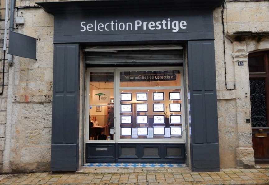 The first agency selection prestige in lectoure in the gers. Selection habitat