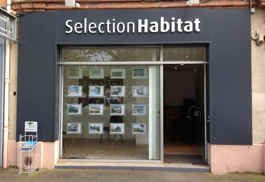 Ouverture de notre nouvelle agence à albi Selection habitat
