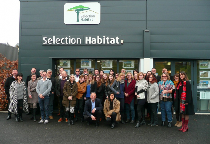 Reunion selection habitat - hamilton Selection habitat