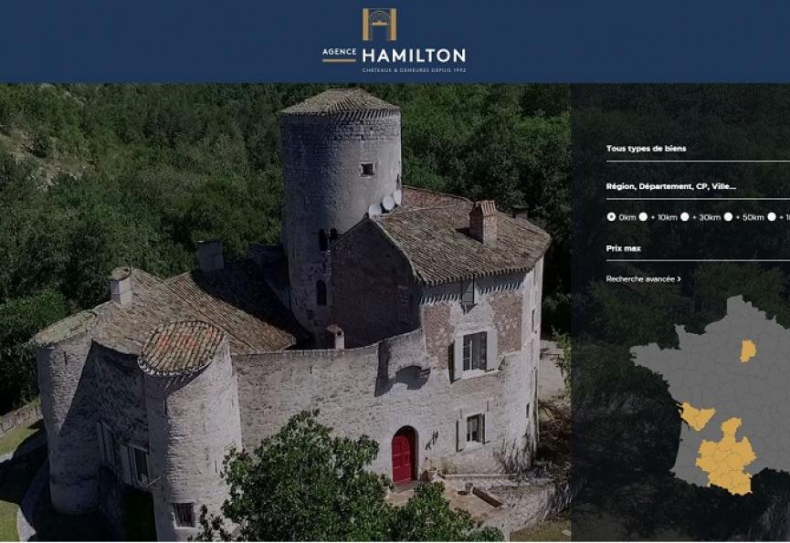 Selection habitat - hamilton is present at the france show Selection habitat