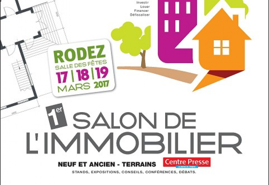 Selection habitat - salon de l'immobilier de rodez Selection habitat