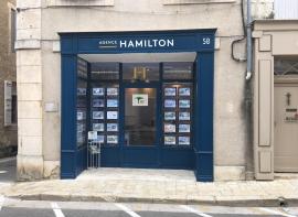 Nouvelle agence a lectoure Hamilton