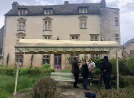 Reportage avec journal tv suisse Hamilton