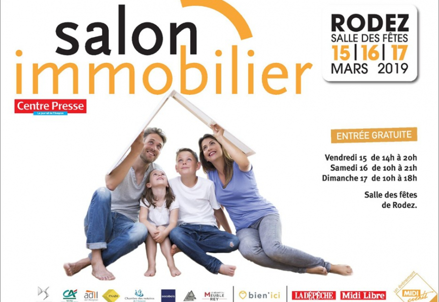 Salon de l'immobilier à rodez Selection immobilier